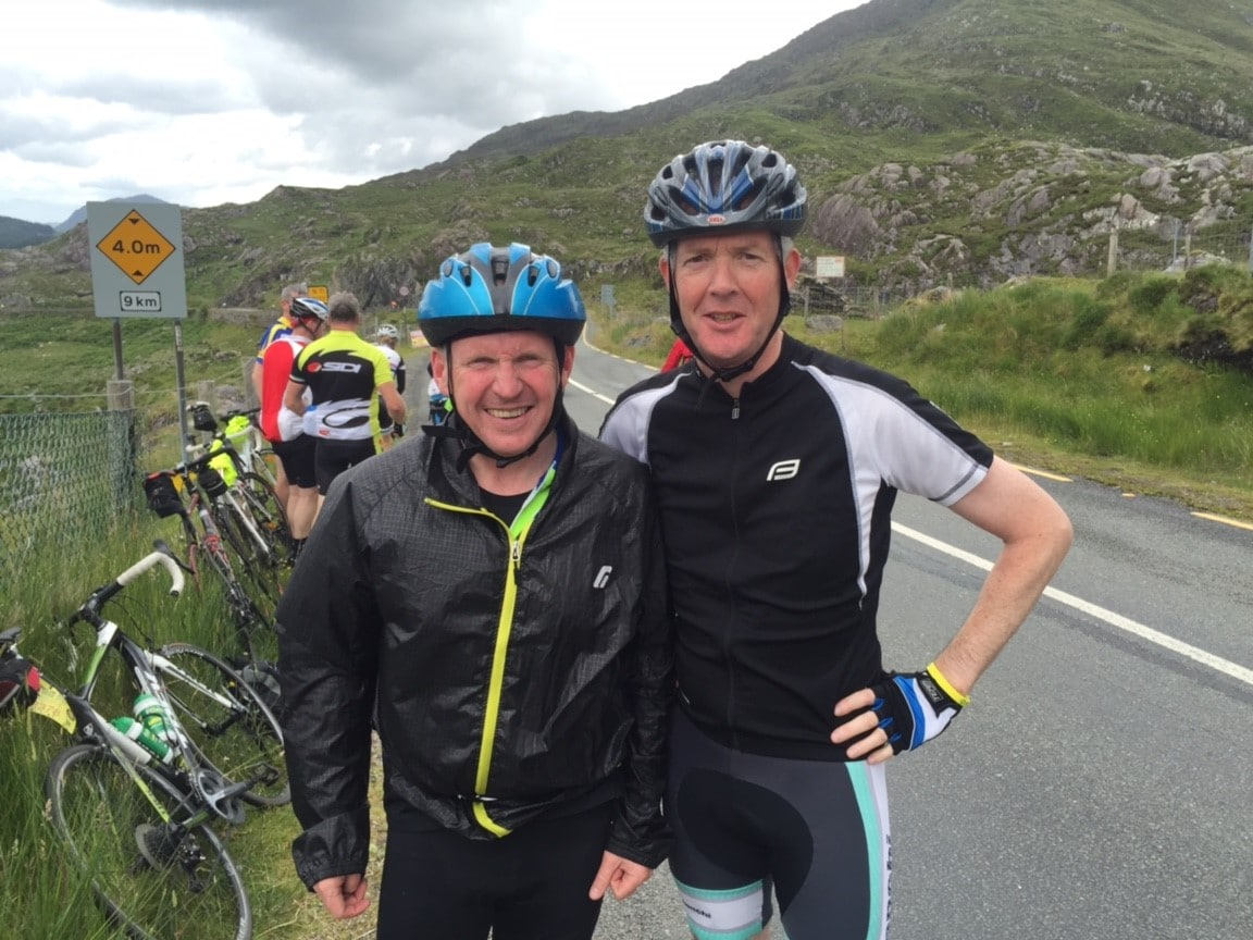 billy ring of kerry cycle